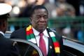 Zimbabwean President Emmerson Mnangagwa. Photo: Reuters