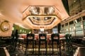 Inside Hutong in Hong Kong. One of five Hong Kong restaurants that have opened overseas.