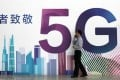 As top mobile carriers elsewhere flinch at the cost of building 5G wireless networks, China's telecoms operators are barrelling ahead on the government's mandate, virtually free airwaves and equipment at less than half the price US carriers are paying. Photo: Reuters