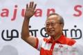 Tan Cheng Bock, secretary general of the Progressive Singapore Party. Photo: AFP
