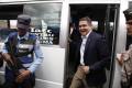 Honduran President Juan Orlando Hernandez has been accused of having used US$1.5 million in drug trafficking proceeds to secure the presidency. Photo: AP