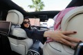 Last year's lifting of the world's only ban against females driving was hailed as being symbolically important, but it also highlighted the extent of restrictions in Saudi Arabia. Photo: AFP
