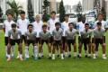 The new-look Tai Po side, missing many of their players from last season. Photo: Chan Kin-wa