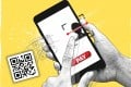 Facial recognition is replacing QR codes as the way to digitally pay in China. Image: SCMP