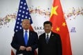 Despite an apparent truce between Donald Trump and Xi Jinping at the G20 summit in Osaka at the end of June, the trade war between the two countries has continued to escalate. Photo: AFP