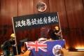 Demonstrators storm Hong Kong's legislature on July 1. Sympathy for radical action has increased among protesters, according to a survey. Photo: Sam Tsang