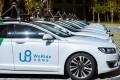 WeRide's autonomous technology in testing.