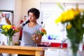 Research shows that flowers are good for your health and well-being. Photo: Alamy