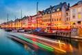 Copenhagen along the Nyhavn Canal. Photo: Shutterstock