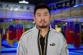 Chinese MMA fighter Xu Xiaodong at his Beijing gym. Photo: Tom Wang