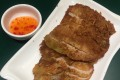 Gold Mui Kee's speciality Thai-style roasted pork dish (HK$52). Photo: Oasis Li