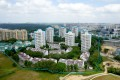 Colliers has relaunched the sale of Singapore's Braddell View estate. Photo: Handout