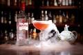 Named after Lewis Carroll's children's book Alice in Wonderland, Alice Cheongdam serves experimental cocktails involving plenty of nitrogen gas, foam and eclectic glassware.