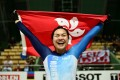 Hong Kong's Sarah Lee Wai-sze is in world-class form with less than a year to go before the Tokyo Olympics. Photo: UCI