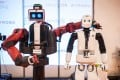 Robot nurses could help care for the elderly and disabled and lessen nursing shortages in the UK. Photo: Piero Cruciatti/Alamy