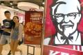 A KFC restaurant in Hong Kong's Admiralty. Photo: SCMP