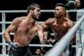 Dagi Arslanaliev punches Amir Khan