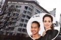 Angelina Jolie reportedly rented a luxury apartment in this block for her son, Maddox Jolie-Pitt, who will study in Seoul. Photo: AFP / Korea Times