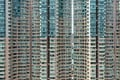 Aerial drone view of the Olympian City residential buildings in Tai Kok Tsui. Photo: Roy Issa
