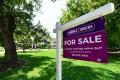 Pending home sales are often considered a leading indicator of the health of the residential property market. Photo: AFP