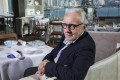 French chef Alain Ducasse says his pantry is never without olive oil, cereals and vegetable stock. Photo: Nora Tam