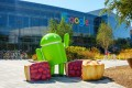 An Android figure at the Googleplex headquarters in Mountain View, California, United States. Photo: Shutterstock