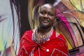 """Maasai conservationist Daniel Ole Sambu says he """"almost lost hope"""" after seeing ivory on sale in Hong Kong. Photo: Alamy"""