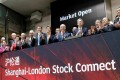 The London-Shanghai Stock Connect programme officially launched in June after a similar stock connect scheme involving the mainland Chinese stock markets and Hong Kong started in 2014. Photo: Reuters