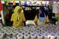 Muslim food vendors in Kuala Lumpur. Photo: AP