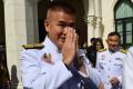 Thai minister Thammanat Prompao. Photo: AFP