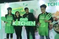 The food services business of Singapore-based ride-hailing giant Grab launched the company's 10th GrabKitchen site in Jakarta, capital of Indonesia, this week. Photo: KrASIA