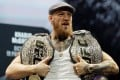 Conor McGregor is looking to return to the UFC Octagon in 2019. Photo: AFP