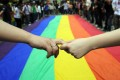 The government should launch a major review of all policies and rules that discriminate against same-sex relationships. Photo: AFP