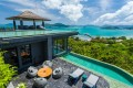 The new X24 super villa at Sri Panwa resort on the Thai island of Phuket offers stunning, 360-degree views across the Andaman Sea.