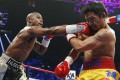 Fans have been clamouring to see Floyd Mayweather Jnr take on Manny Pacquiao again. Photo: AP