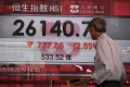 The four-day decline in the Hang Seng Index is the longest since a stretch of five days that ended on August 6. An Photo: AP