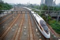 China is struggling to maintain momentum in its railway infrastructure programme, after a decade-long building spree. Photo: Xinhua
