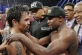 Manny Pacquiao and Floyd Mayweather Jnr could face each other in the ring again. Photo: AP