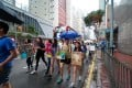 Students in Hong Kong march for more action to combat climate change in May. Photo: Joanne Ma