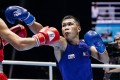 Eumir Marcial in action at the World Championships in Russia. Photo: Aiba