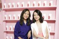 Sarah Lee (left) and Christine Chang are founders of the K-beauty-inspired US brand Glow Recipe, known for its fun approach to skincare.