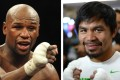 Floyd Mayweather and Manny Pacquiao again? Count me out. Photo: AFP