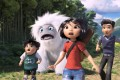 Characters in Abominable (from left) Peng, voiced by Albert Tsai, Everest the Yeti, Yi, voiced by Chloe Bennet and Jin, voiced by Tenzing Norgay Trainor. The Sino-US co-production opened strongly in both markets. Photo: DreamWorks Animation/AP