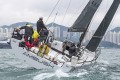 Ambush and her crew prepare for the Hong Kong to Vietnam Race. Photo: Guy Nowell