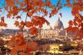 European cities like Rome have a certain added charm as autumn arrives.