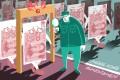 The unconvertible yuan is why Shenzhen will not unseat Hong Kong as financial hub. Illustration by Lau Ka-kuen