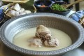 Fukuoka-style hotpot was the star of the show at Wanomi restaurant in Central. Photo: Jonathan Wong