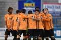 Dai Wai-tsun prepares to represent Wolves U23s. Photos: wolves.co.uk