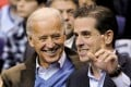 Hunter Biden has pledged to avoid any conflict of interest if his father Joe becomes president. Photo: Reuters