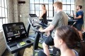 Human-powered gym machines are the latest eco trend in the fitness industry. Photo: SportsArt